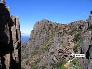 cradle mountain climb