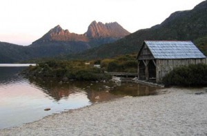 cradle mountain stopping