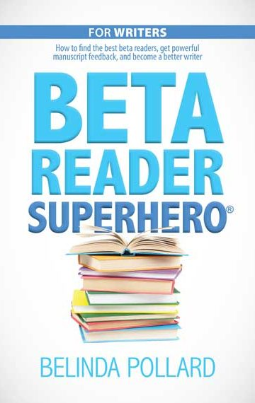 Beta Reader Superhero
