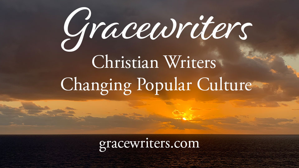 Image of sunrise with Gracewriters: Christian Writers Changing Popular Culture